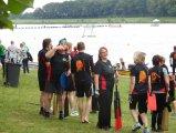 Drachenboot Team Rising Sun Beim 13. Bremer Drachenboot Cup