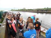 Drachenboot Regatta Alte - Fahrt