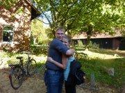 Fahrradtour Bootshaus - Biologische Station - Bootshaus