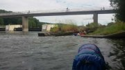 Jugendtour auf Ruhr und Rhein