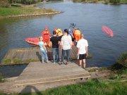 Gemeinsame Rettungsübung FSM & DLRG