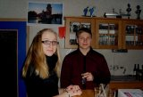 Silvesterfeier im Bootshaus