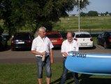 Sponsorentag und Bootstaufe