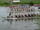Rising Sun beim Weser Drachen Cup