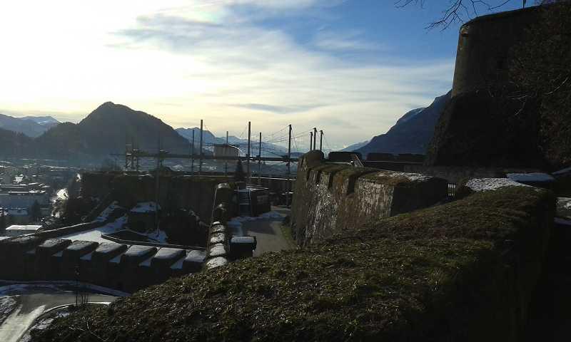 Winterfreizeit Kössen Tirol